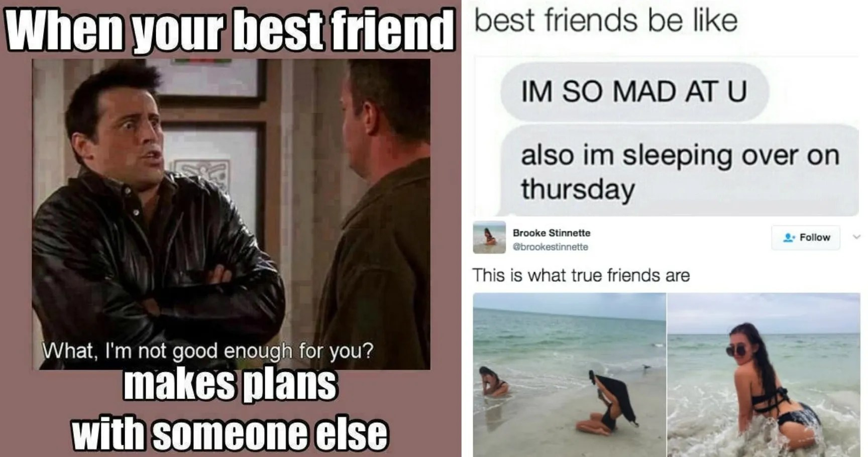 15 Hilarious Memes Only Best Friends Will Understand