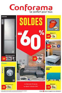 Conforama - PARIS PONT-NEUF : Magasin meuble, dé