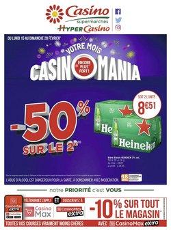 hypermarche casino nemours rue du