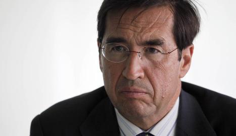 Mario Alonso Puig participa en El ser Creativo.. JAVIER SESMA (ARCHIVO)