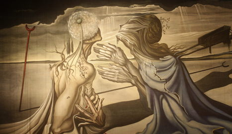Salvador Dali. archivo