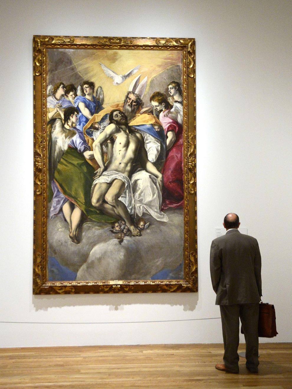 El Artista Cretense 'el Greco' Ritmo De Swing