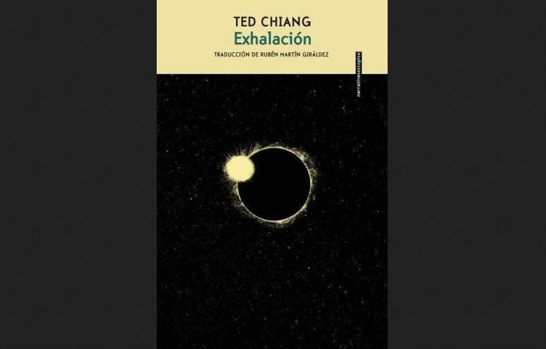 Imagen de la cubierta del libro Exhalación