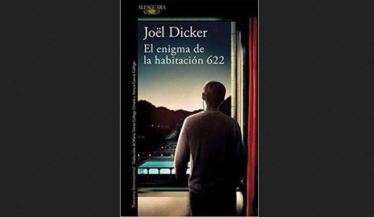 Imagen de la cubierta del libro El enigma de la habitación 622