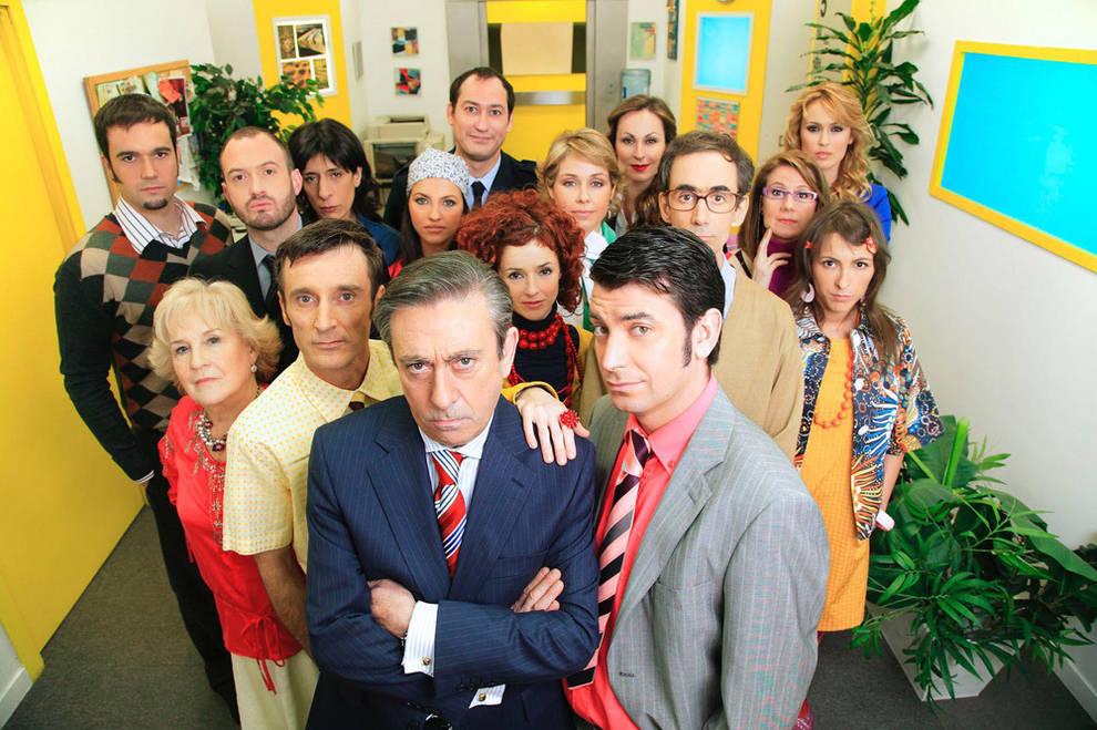 Empieza el rodaje de 'Camera Café', el debut de Ernesto Sevilla como director   Noticias de Cultura en Diario de Navarra