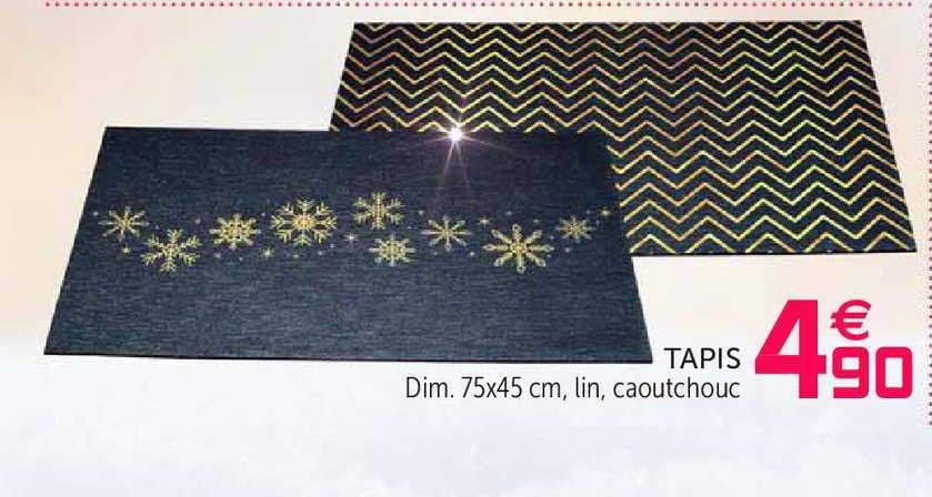 offre tapis chez gifi