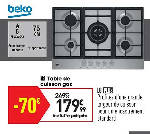 https www icatalogue fr i conforama table de cuisson gaz beko 258126