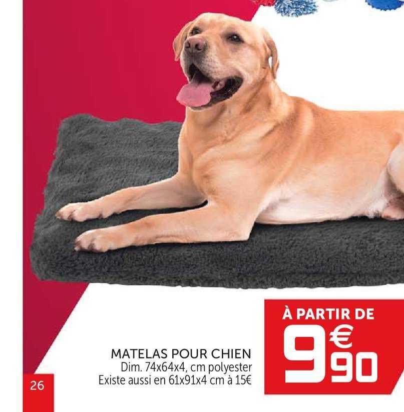 offre matelas pour chien chez gifi