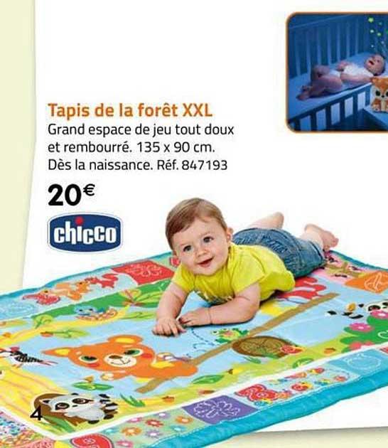 tapis xxl bebe