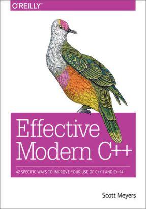 Okładka książki/ebooka Effective Modern C++. 42 Specific Ways to Improve Your Use of C++11 and C++14