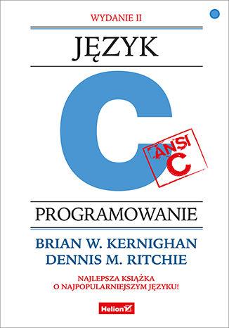 Okładka książki/ebooka Język ANSI C. Programowanie. Wydanie II