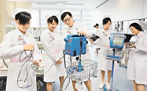 醫管局增聘1500護士 起薪逾2萬 畢業生全數就業 鼓勵離職者回流 - 香港經濟日報 - 報章 - 行政人員 - D110215