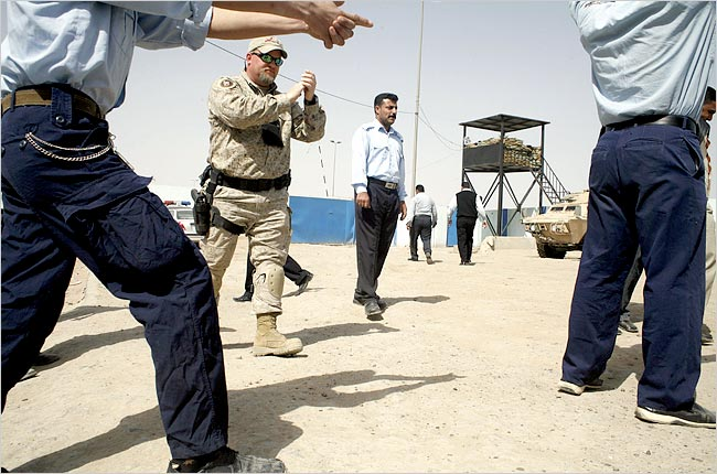 Misjudgments Marred US Plans for Iraqi Police  The New