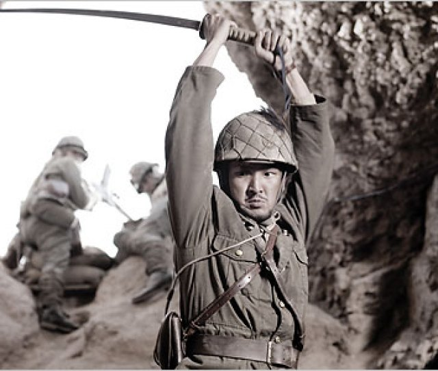 At The Enemys Side Shidou Nakamura In Clint Eastwoods Letters From Iwo Jima Credit Merie W Wallace Warner Brothers Pictures And Dreamworks Pictures