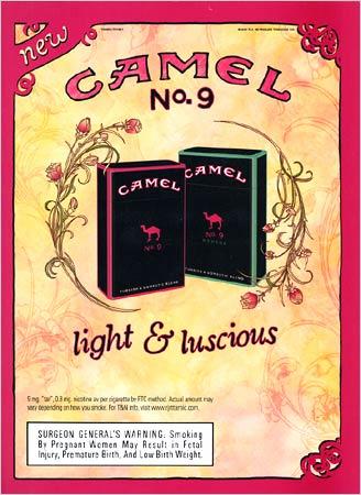 a new camel brand
