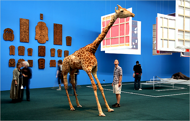 Documenta 12  Kassel Germany  Art  Review  The New York Times