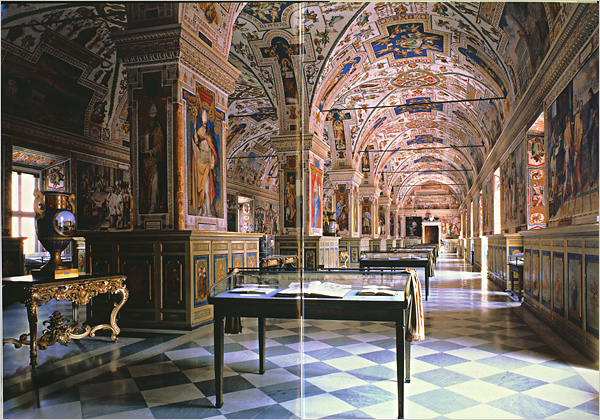Vatican Library  Closing  Renovation  The New York Times