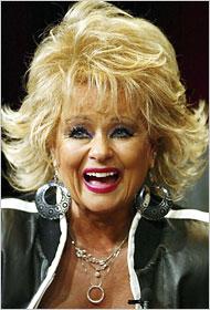 Tammy Faye Bakker 65 Emotive