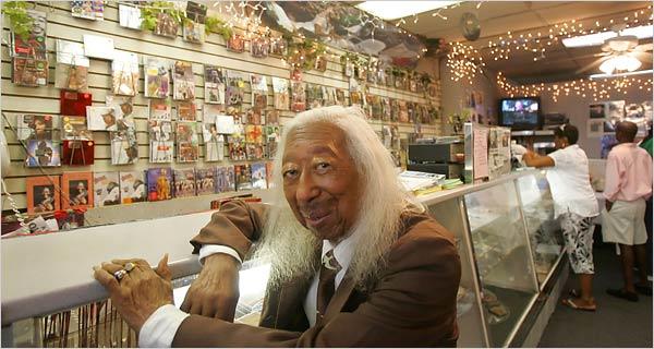 An Old Record Shop May Fall Victim to Harlems Success