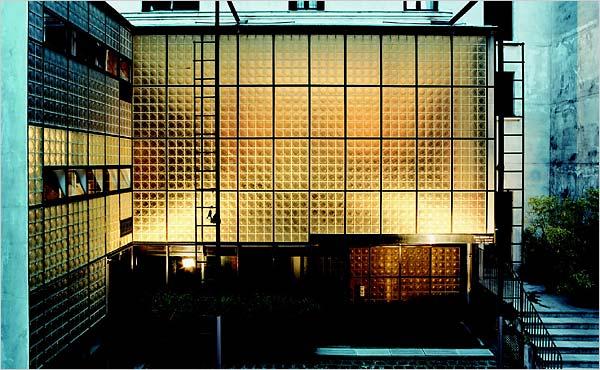 Maison de Verre  Robert Rubin  The New York Times