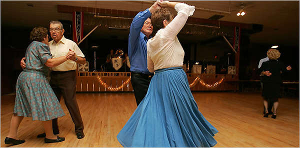 Polka  Nebraska  Music  The New York Times