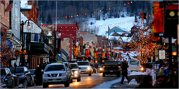 36 Hours in Park City Utah  The New York Times