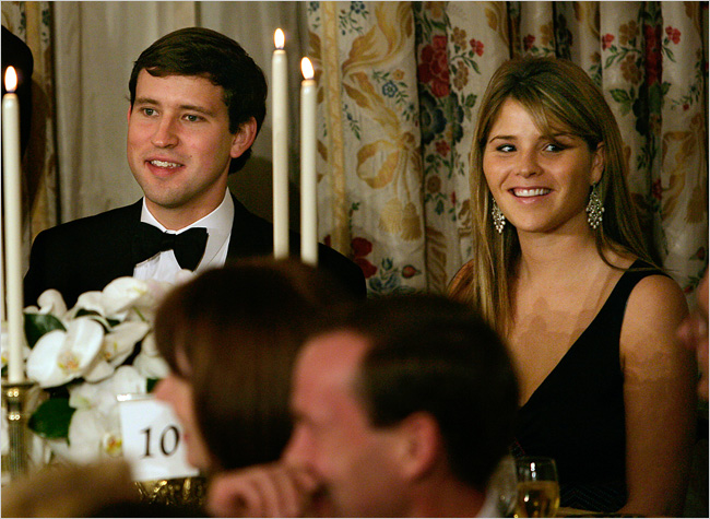 Jenna Bush Is Getting Married Not in the White House