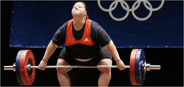 Extra Powerful Role Model Will Return to Weight Lifting's ...