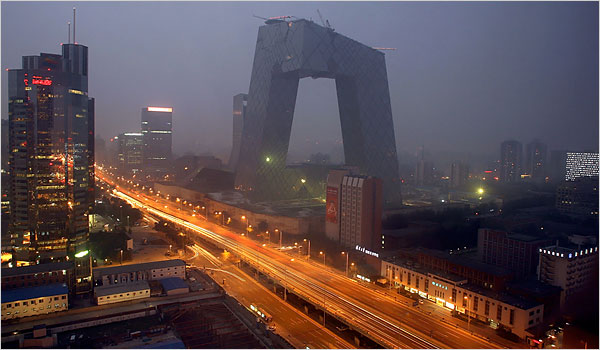 In Changing Face Of Beijing A Look At The New China The