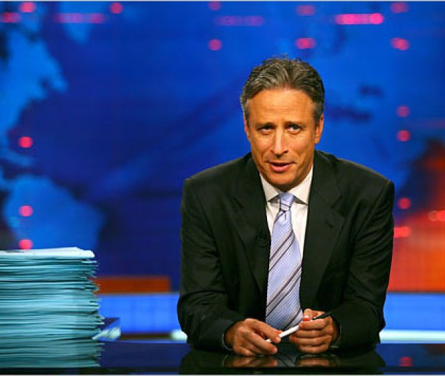Is Jon Stewart The Most Trusted Man In America