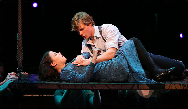 The New Cast of Spring Awakening Are as Young as Their