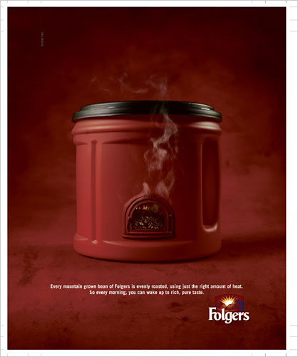 kitchen spoon trash cans folgers markets a new coffee to cost-cutting home brewers ...