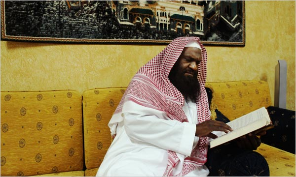 A Black Imam Breaks Ground in Mecca  The New York Times