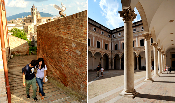 In Urbino Italy Lessons in Renaissance Cool  The New