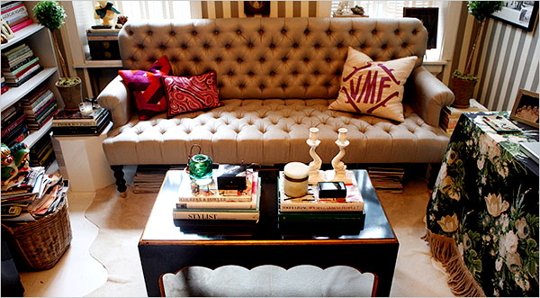 custom made living room furniture yellow black and gray can t find the right have it new york times