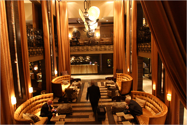 Hotel Review Empire Hotel New York  The New York Times