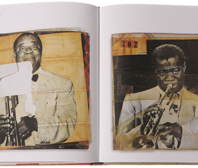 The Wonderful World And Art Of Louis Armstrong By Steven Brower  Pp Abrams