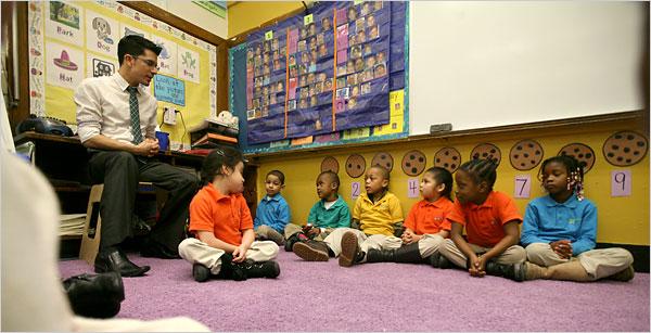 Haven Academy in the Bronx Serves Children From Broken