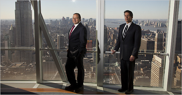For New York Real Estate Royalty No Bust After The Boom