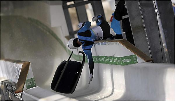 Death Of Luge Athlete Kumaritashvili Casts Pall Over
