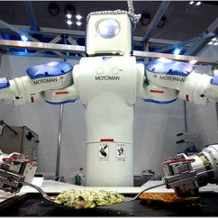 Kitchen Robot Best Tile For March Of The Robo Chef Mechanized Cooks Invade Robots That Cook Or Serve Include A Makes Okonomiyaki Savory Pancakes Credit Kim Kyung Hoon Reuters