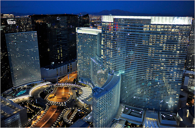 Hotel Review Aria Resort and Casino in Las Vegas  The