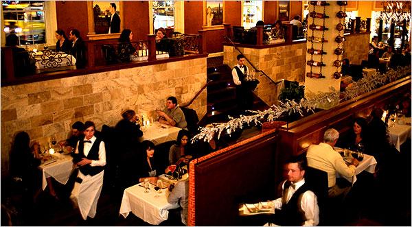 Esca Offers a Contemporary Italian Menu  The New York Times
