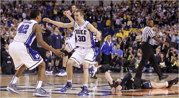 Duke Holds Off Butler To Win Fourth NCAA Title The
