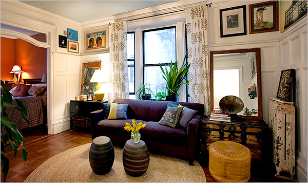 On the Cheap A Writer Gets a Home Office of Her Own  The New York Times