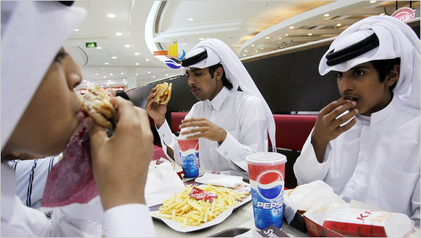 Privilege Pulls Qatar Toward Unhealthy Choices The New
