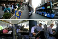 Younger Travelers Shun Rails and Runways for the Bus - The ...