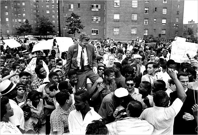 John Lindsays Tumultuous Years as New York Mayor  The