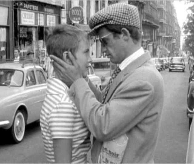 Jean Seberg And Jean Paul Belmondo In Jean Luc Godards 1960 Breakthrough Breathless Credit Rialto Pictures Studiocanal
