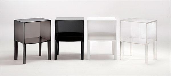 Philippe Starcks Plastic Shelves  The New York Times